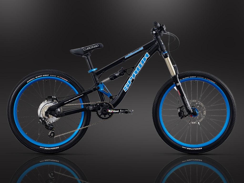 Launch of the Spawn Cycles Rokkusuta Full Suspension Bikes!